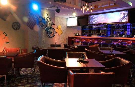 Hotel-Bar Holiday Inn CHANGZHOU WUJIN