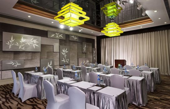 Tagungsraum Holiday Inn CHANGZHOU WUJIN