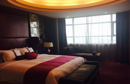 Zimmer Holiday Inn CHANGZHOU WUJIN