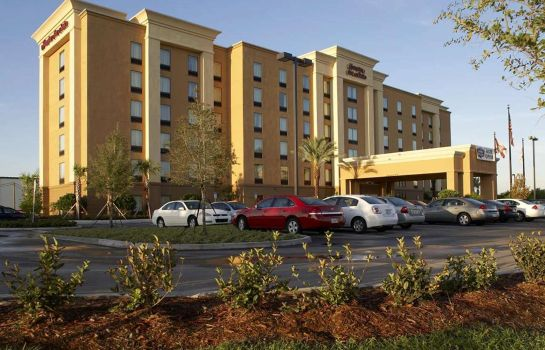 Außenansicht Hampton Inn - Suites Clearwater-St Petersburg-Ulmerton Road