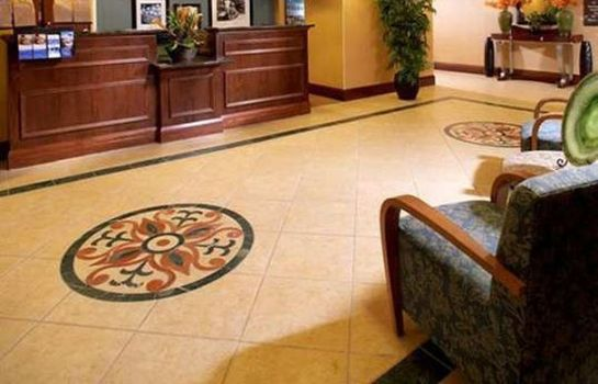 Hotelhalle Hampton Inn - Suites Clearwater-St Petersburg-Ulmerton Road