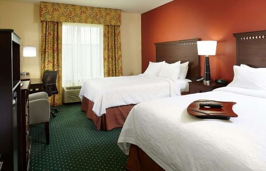 Zimmer Hampton Inn - Suites Clearwater-St Petersburg-Ulmerton Road