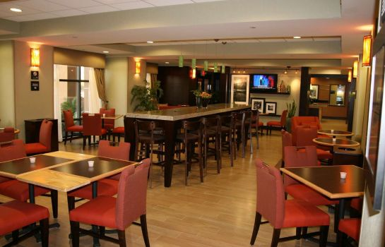 Restaurant Hampton Inn Visalia