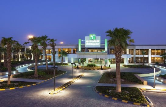 Vista exterior Holiday Inn RIYADH - IZDIHAR