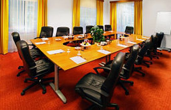 Conference room Star Inn Hotel Budapest Centrum, by Comfort