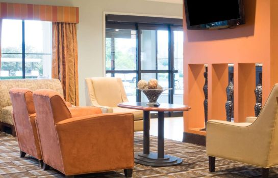 Hotelhalle BAYMONT IAH AIRPORT HOUSTON