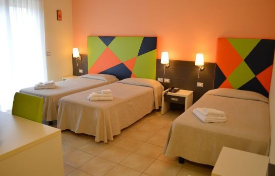 Triple room La Lanterna