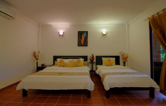 Chambre double (confort) Central Boutique Angkor