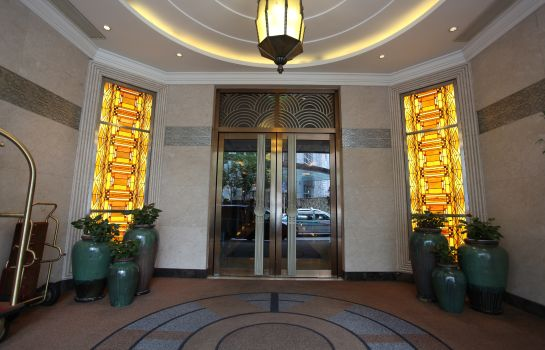 Hall de l'hôtel Yangtze Boutique People's Square