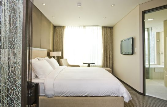 Double room (superior) Lotte City Hotel Mapo