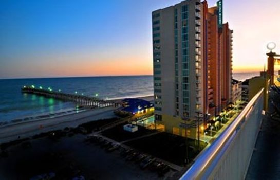 Exterior view PRINCE RESORT AT THE CHERRY GROVE PIER