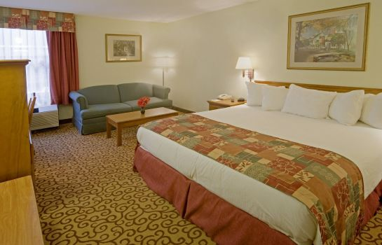 Suite BEST WESTERN PLUS HISTORIC
