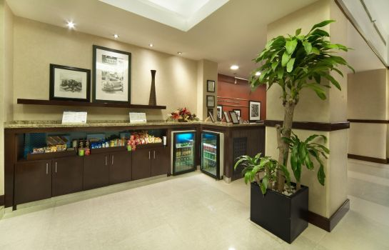 Hall Hampton Inn - Suites Mexico City - Centro Historico