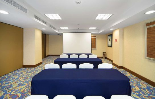 Sala congressi Hampton Inn - Suites Mexico City - Centro Historico