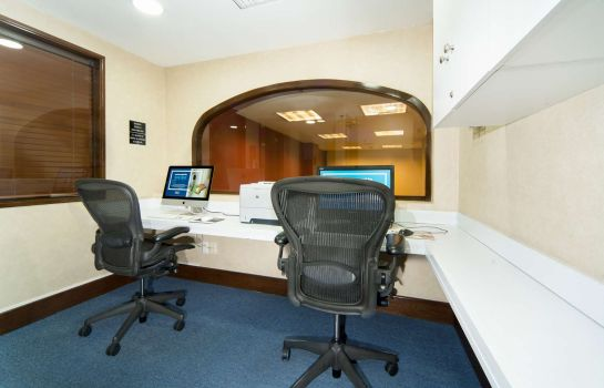 Info Hampton Inn - Suites Mexico City - Centro Historico