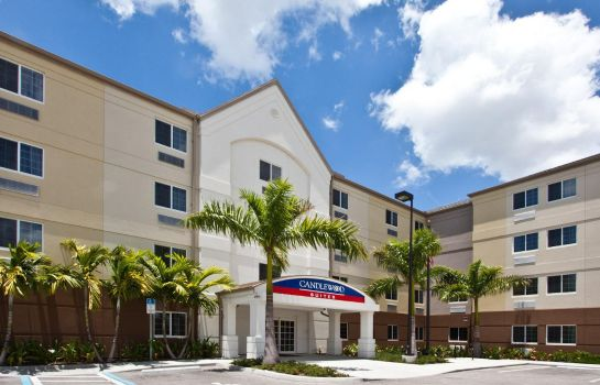 Außenansicht Candlewood Suites FORT MYERS-SANIBEL GATEWAY