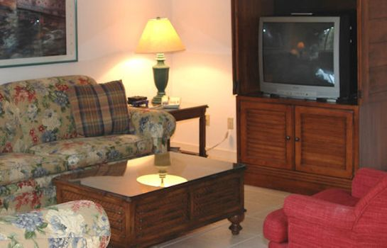 Lobby SEA PINES BY WYNDHAM VACATION RENTALS