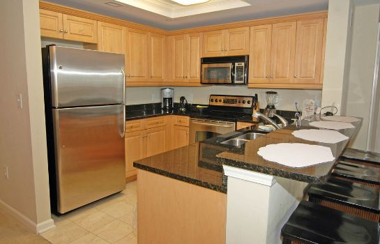 Keuken in de kamer Palmetto Vacation Rentals