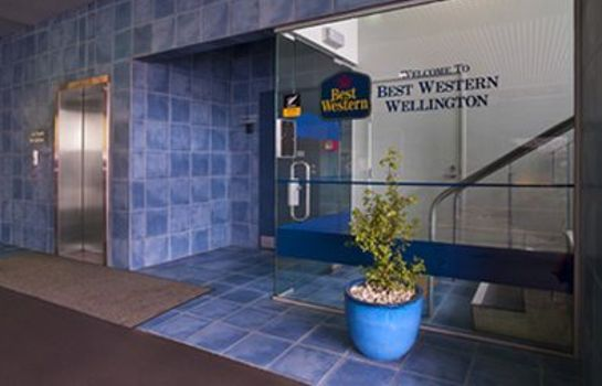 Vista esterna BEST WESTERN  WELLINGTON