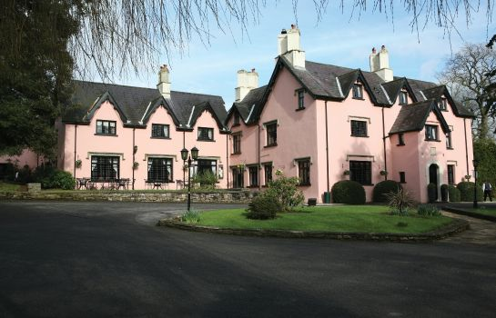 Vue extérieure Cwrt Bleddyn Hotel And Spa