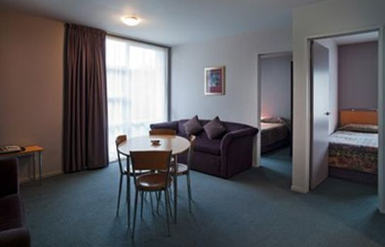 Chambre BEST WESTERN  WELLINGTON