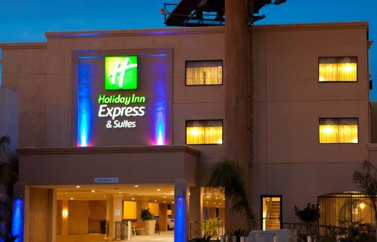 Außenansicht Holiday Inn Express & Suites WOODLAND HILLS