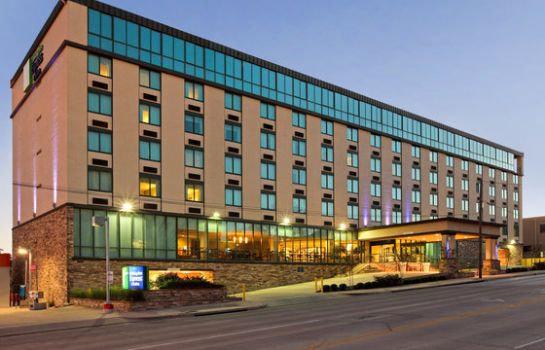Außenansicht Holiday Inn Express & Suites FORT WORTH DOWNTOWN