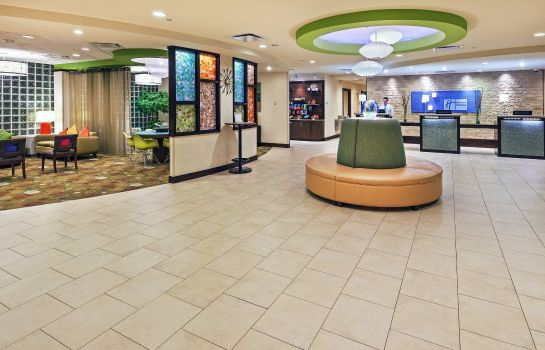 Hotelhalle Holiday Inn Express & Suites FORT WORTH DOWNTOWN