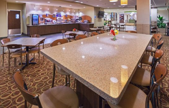Restaurant Holiday Inn Express & Suites FORT WORTH DOWNTOWN
