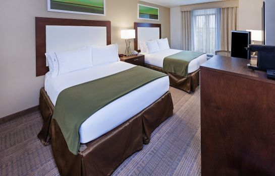 Zimmer Holiday Inn Express & Suites FORT WORTH DOWNTOWN