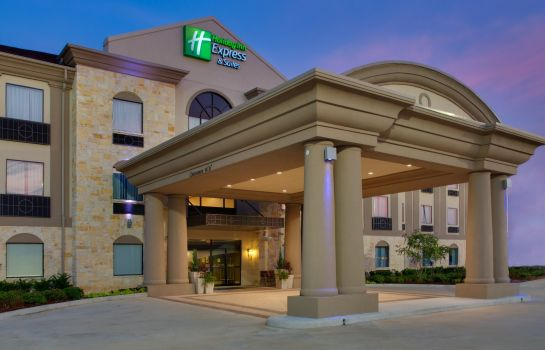 Außenansicht Holiday Inn Express & Suites HOUSTON ENERGY CORRIDOR-W OAKS