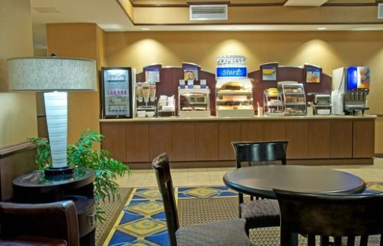 Restaurant Holiday Inn Express & Suites HOUSTON ENERGY CORRIDOR-W OAKS