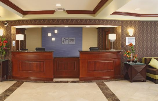 Hotelhalle Holiday Inn Express & Suites WOODLAND HILLS