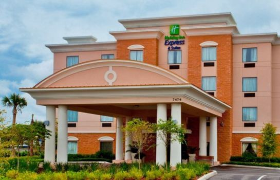 Außenansicht Holiday Inn Express & Suites ORLANDO-OCOEE EAST