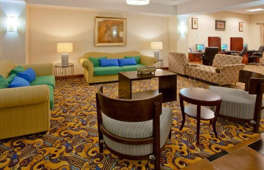 Hotelhalle Holiday Inn Express & Suites ORLANDO-OCOEE EAST