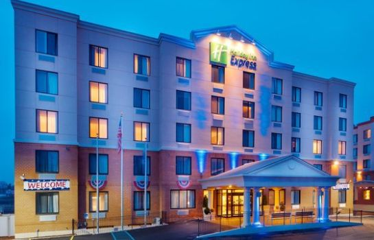 Außenansicht Holiday Inn Express STATEN ISLAND WEST