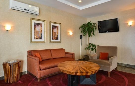 Hotelhalle Holiday Inn Express STATEN ISLAND WEST