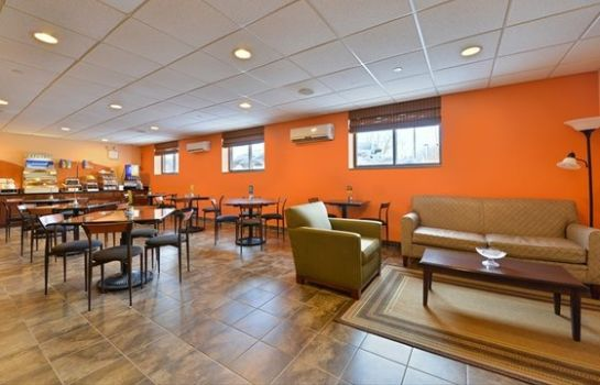 Restaurant Holiday Inn Express STATEN ISLAND WEST