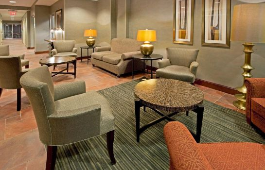 Hotelhalle Holiday Inn Express NEW YORK CITY TIMES SQUARE