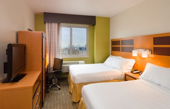 Zimmer Holiday Inn Express NEW YORK CITY TIMES SQUARE