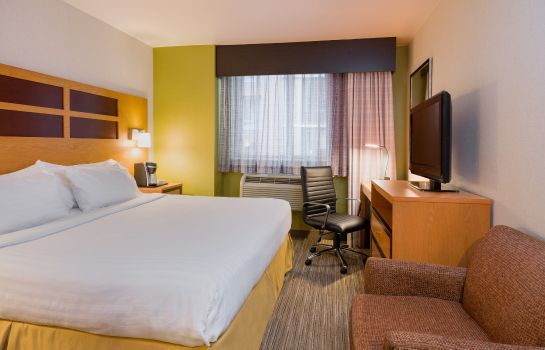 Kamers Holiday Inn Express NEW YORK CITY TIMES SQUARE