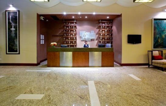 Hotelhalle Holiday Inn Express QUITO