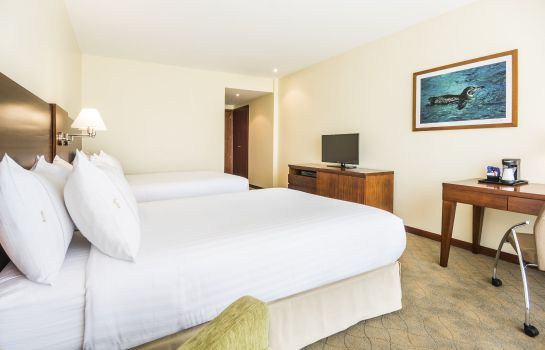 Info Holiday Inn Express QUITO