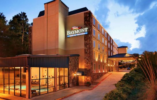 Exterior view Baymont Inn and Suites Branson - on The Strip