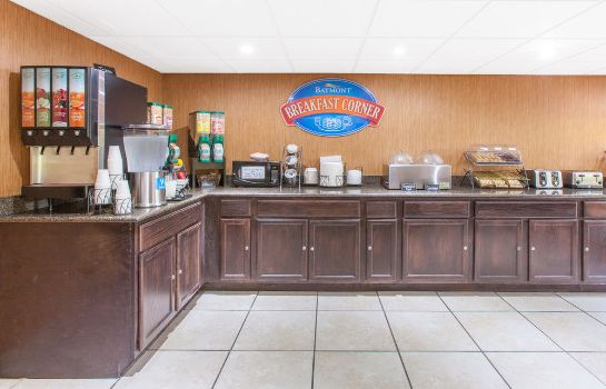 Breakfast room Baymont Inn and Suites Branson - on The Strip