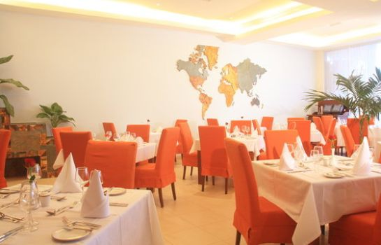 Restaurant Holiday Inn ACCRA AIRPORT