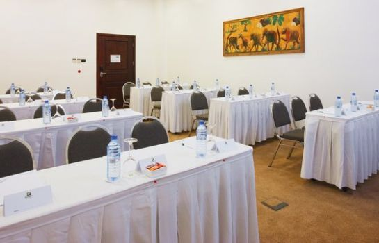 Sala de reuniones Holiday Inn ACCRA AIRPORT
