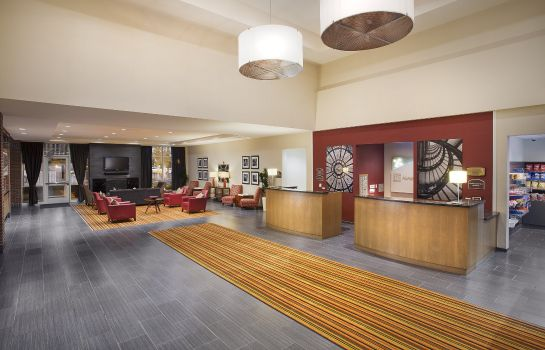 Hotelhalle Holiday Inn CHICAGO - MIDWAY AIRPORT