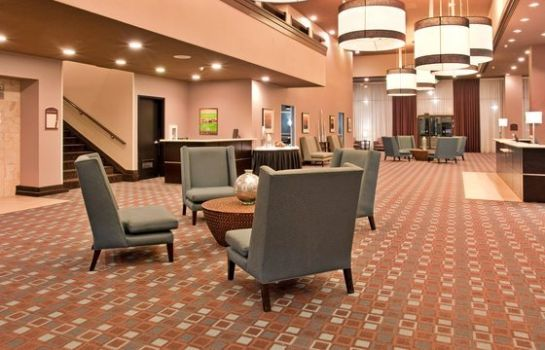 Hotelhal RADISSON FRESNO CONFERENCE CTR