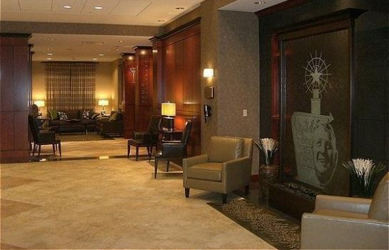 Hotelhalle Holiday Inn & Suites MEMPHIS -  WOLFCHASE GALLERIA